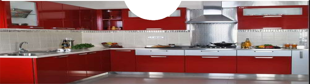 Steel modular kitchen for Stainless steel modular kitchen designs